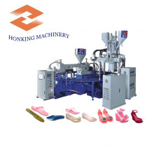 3 Color Jelly Shoes Making Machine